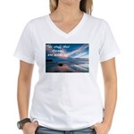 Dreams 3 Women's V-Neck T-Shirt