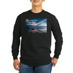Dreams 3 Long Sleeve Dark T-Shirt