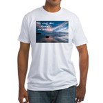 Dreams 3 Fitted T-Shirt