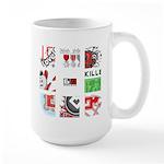 Six Love Tennis - Tennis Brand Mugs