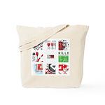 Six Love Tennis - Tennis Brand Tote Bag