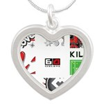 Six Love Tennis - Tennis Brand Necklaces