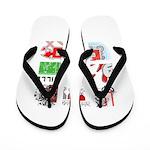 Six Love Tennis - Tennis Brand Flip Flops