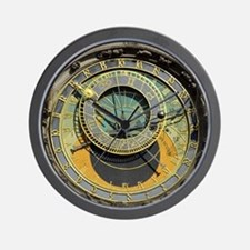 Cute Astronomy Wall Clock