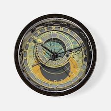 Cute Travel Wall Clock