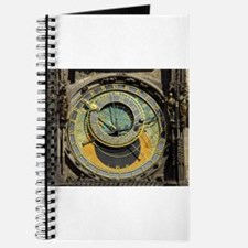 Prague Astronomical Clock Tower in Old Tow Journal