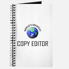 World's Greatest COPY EDITOR Journal