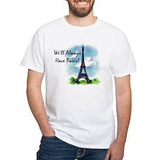"""We'll always have Paris"" #1 Shirt"