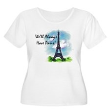 """We'll always have Paris"" T-Shirt"