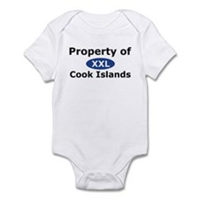 Cook Islands Infant Bodysuit