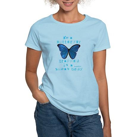 I'm a Butterfly Women's Light T-Shirt