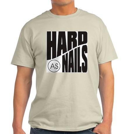 Hard as Nails Black Light T-Shirt
