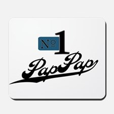 Number One Pap Pap Mousepad