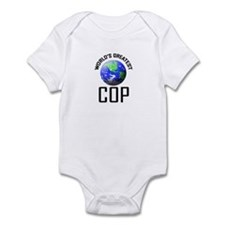 World's Greatest COP Infant Bodysuit