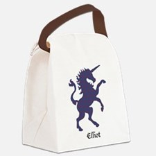 Unicorn - Elliot Canvas Lunch Bag