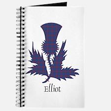 Thistle - Elliot Journal