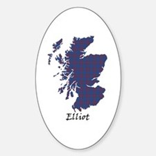 Map - Elliot Decal