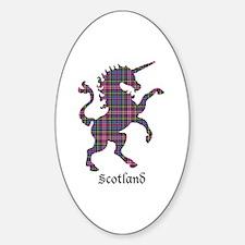 Unicorn - Cockburn Sticker (Oval)