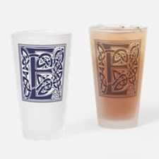 Monogram - Elliot Drinking Glass
