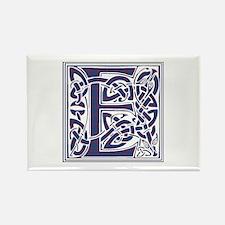 Monogram - Elliot Rectangle Magnet