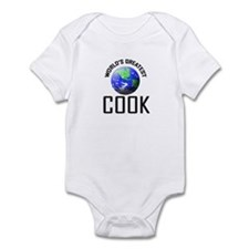 World's Greatest COOK Infant Bodysuit