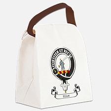 Badge - Elliot Canvas Lunch Bag