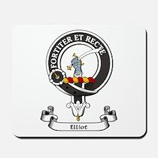 Badge - Elliot Mousepad