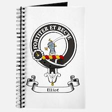 Badge - Elliot Journal