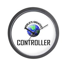 World's Greatest CONTROLLER Wall Clock