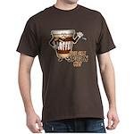 You Can Spoon Me - coffee humor Dark T-Shirt