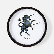 Unicorn - Gunn Wall Clock