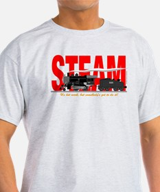 Steam Logo T-Shirt