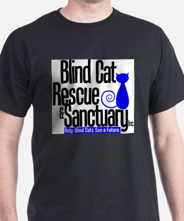 Blind Cat Rescue & Sanctuary T-Shirt