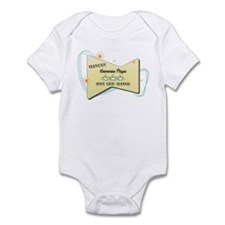 Instant Harmonica Player Infant Bodysuit