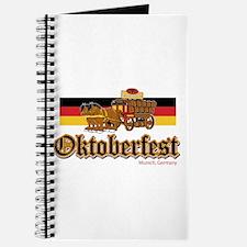 Oktoberfest Beer Wagon Journal