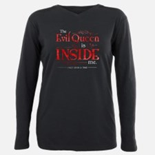 The Evil Queen is Inside Me Plus Size Long Sleeve