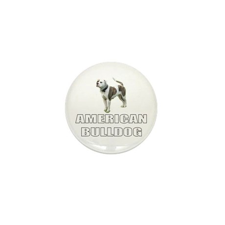 American Bulldog Mini Button (100 pack)