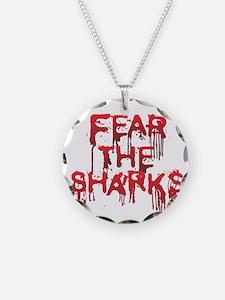 Fear the Sharks - Shark Necklace
