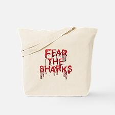 Fear the Sharks - Shark Tote Bag