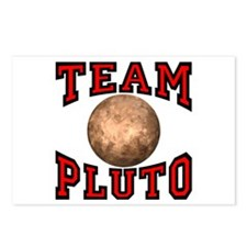 Team Pluto Postcards (Package of 8)