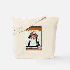 New Mexico Bowl 2007 Tote Bag