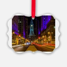 Cute Philly Ornament