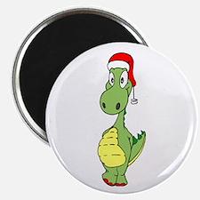 Christmas Dragon Magnet
