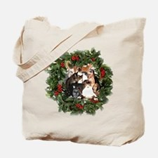 HOUSECATS MAKE HOLIDAYS HAPPIER! Tote Bag