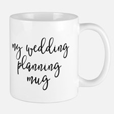 My Wedding Planning Mug Mugs