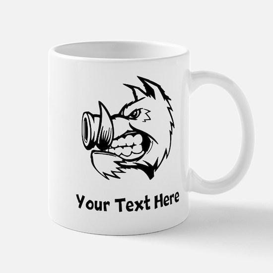 Razorback Mugs