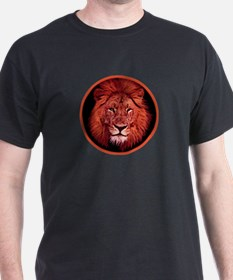 Red Lion Circle T-Shirt