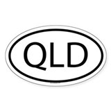 Qld Bumper Stickers