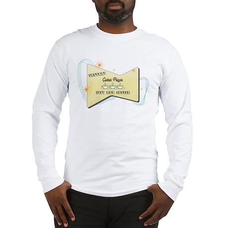 Instant Guitar Player Long Sleeve T-Shirt