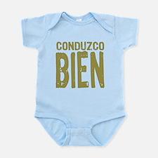 Conduzco Bien Infant Bodysuit